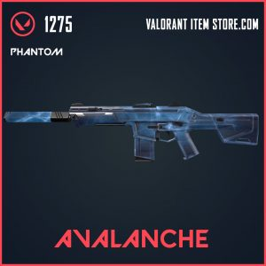 Avalanche Phantom valorant skin