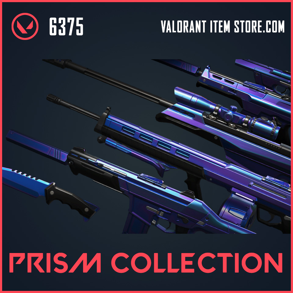 Prism Collection skins Valorant Item bundle