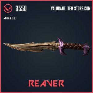 Reaver Melee skin Valorant Item