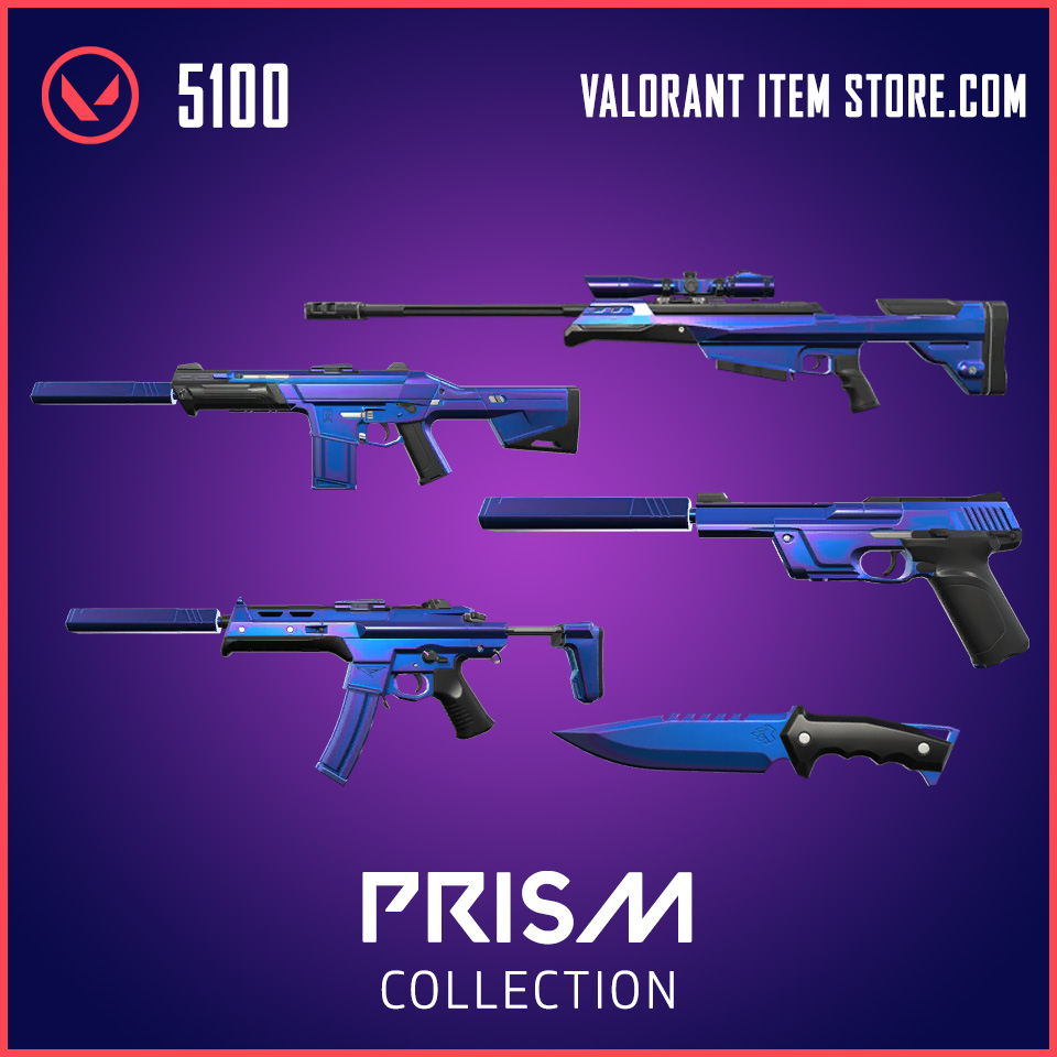 Prism Valorant Item Store Bundle