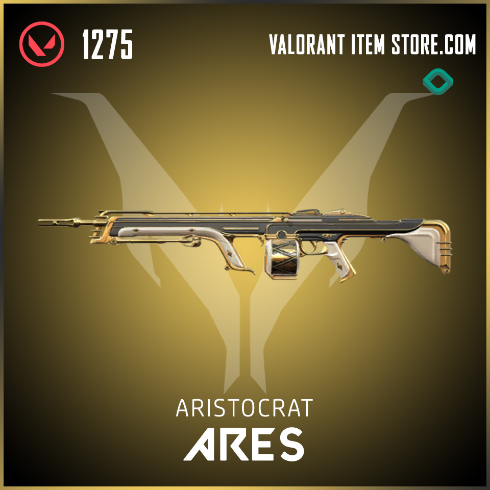Aristocrat Ares Valorant Skin