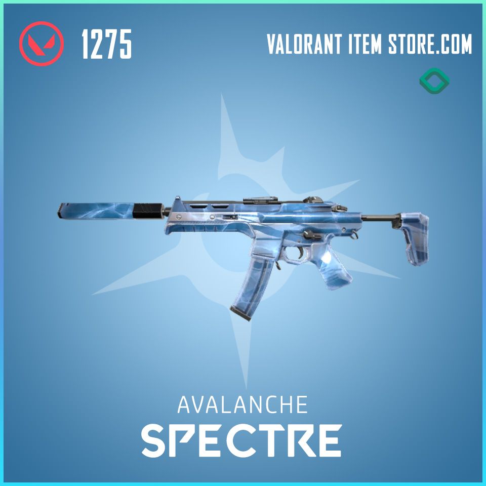 Avalanche Spectre valorant skin