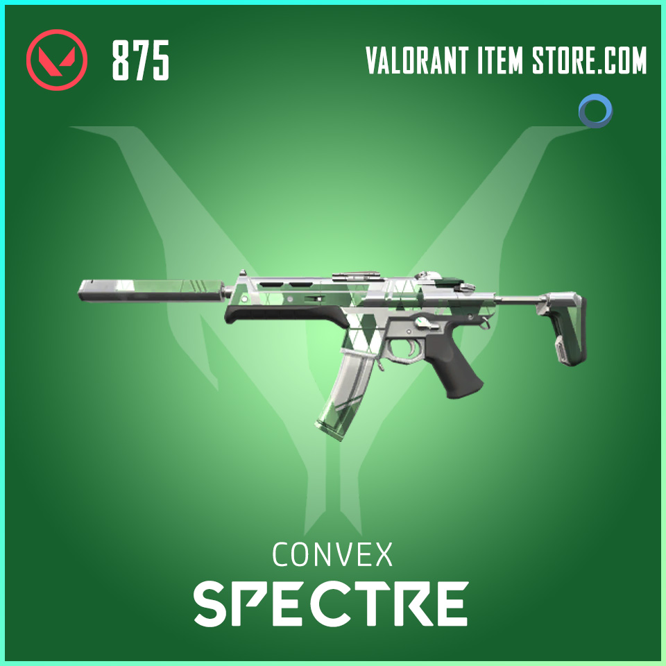 Convex Spectre valorant skin