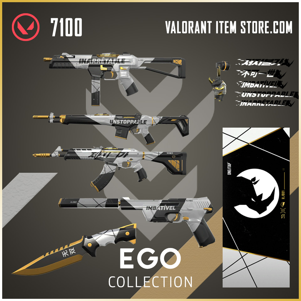 Ego Valorant Item Bundle