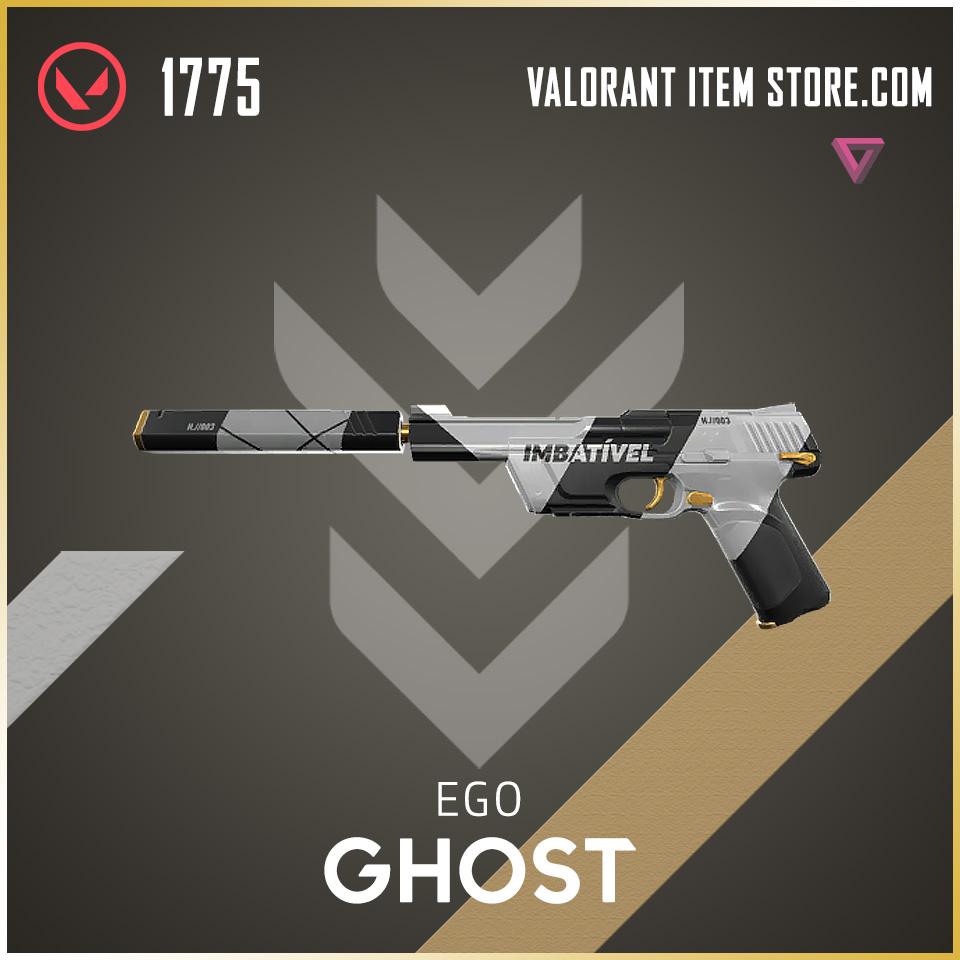 Ego Ghost Valorant Skin