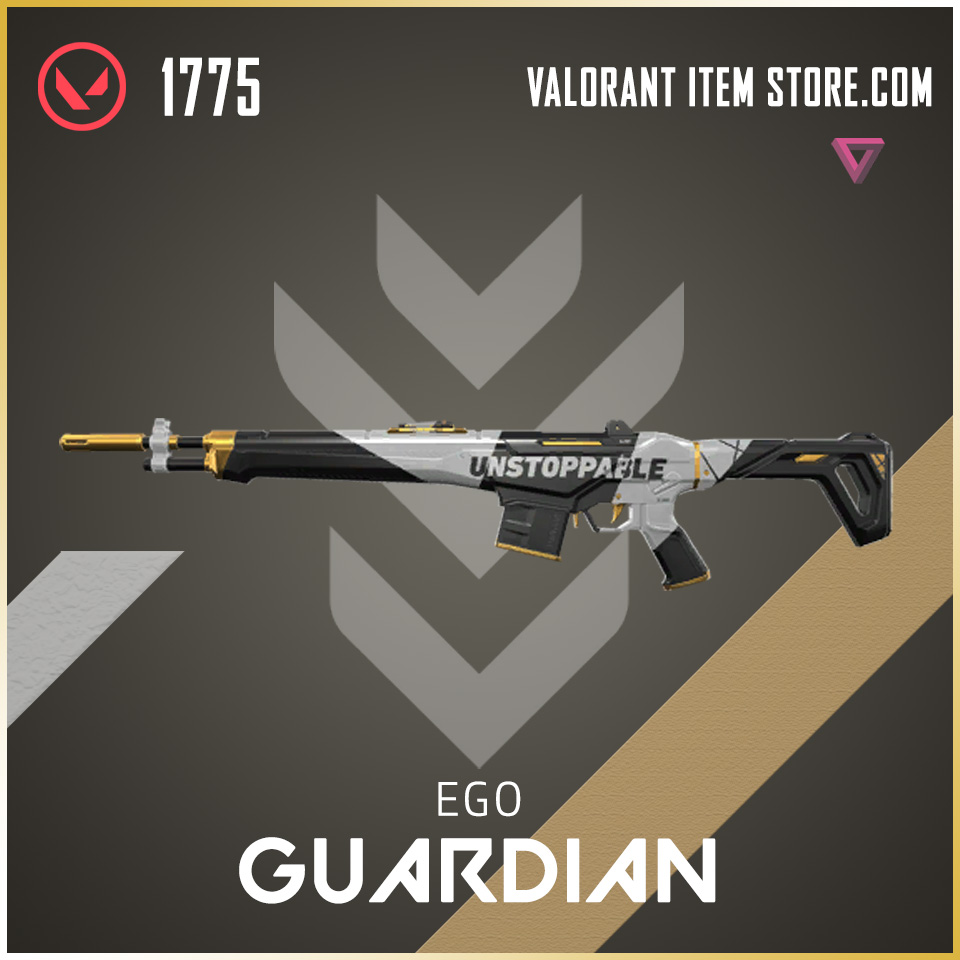 Ego Guardian Valorant Skin