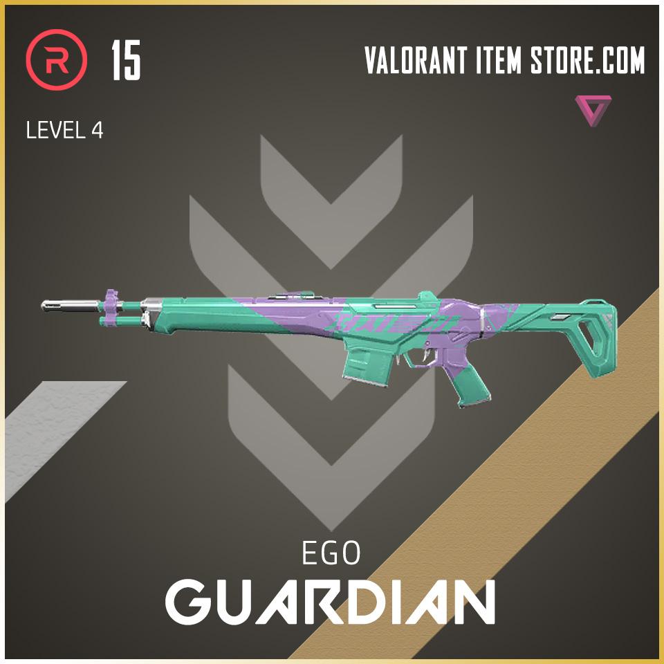 Ego Guardian Level 4 Valorant Skin