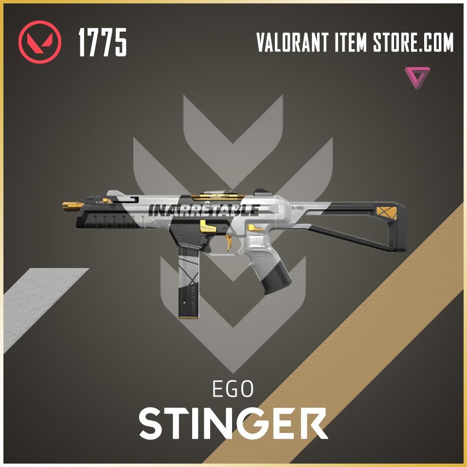 Ego Stinger Valorant Skin
