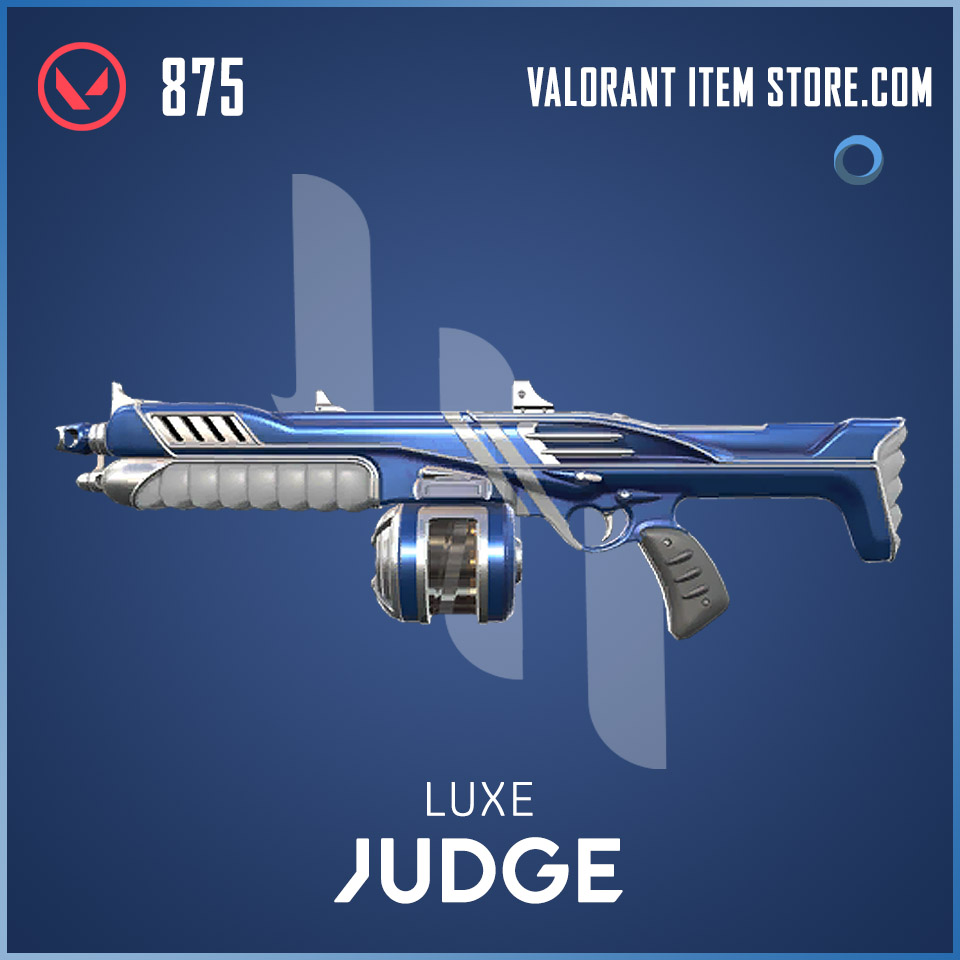 Luxe Judge Valorant skin