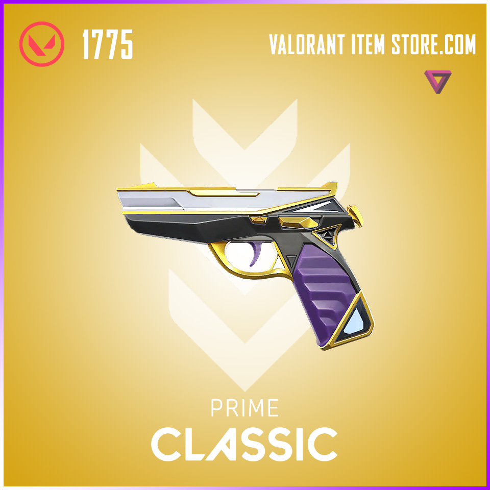 Prime Classic Valorant Skin