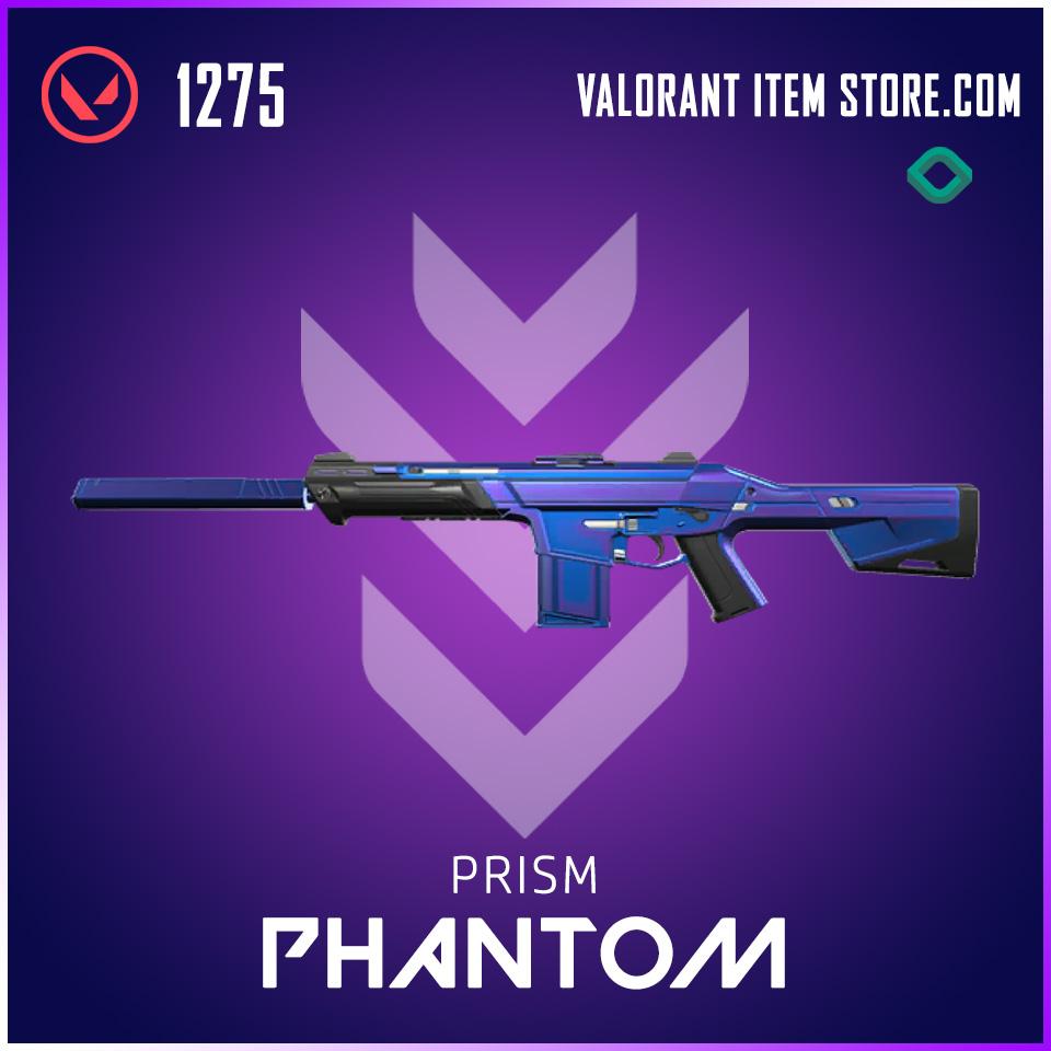 Prism Phantom Valorant Skin
