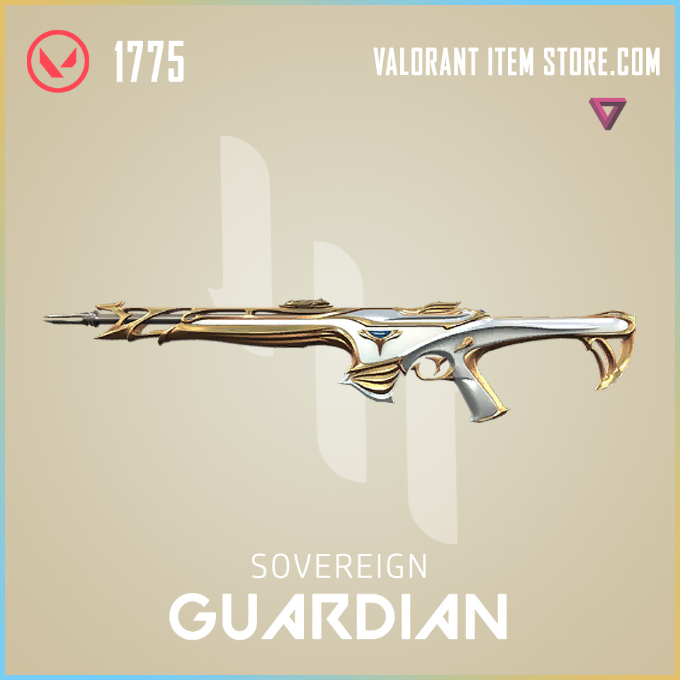 Sovereign Guardian Valorant Skin