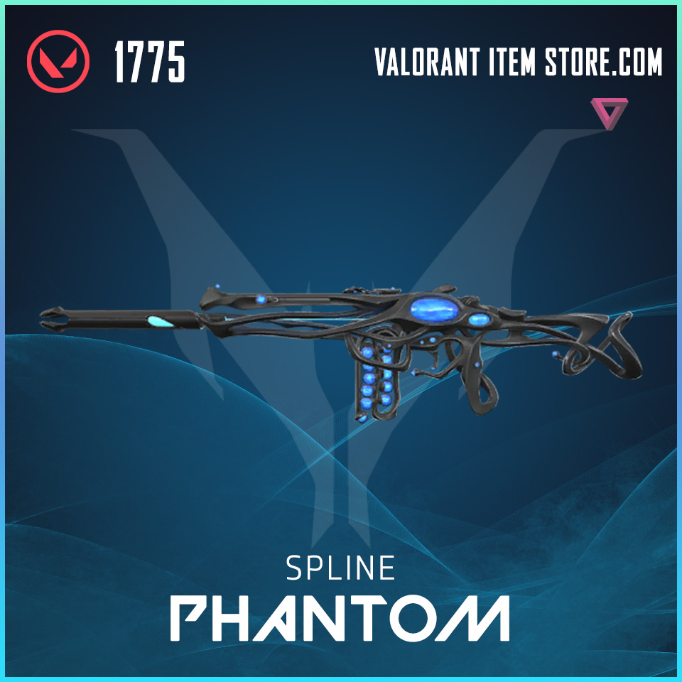 Spline Phantom Valorant Skin