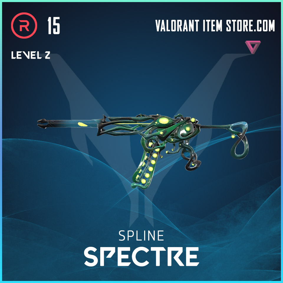 Spline Spectre Level 2 Valorant Skin
