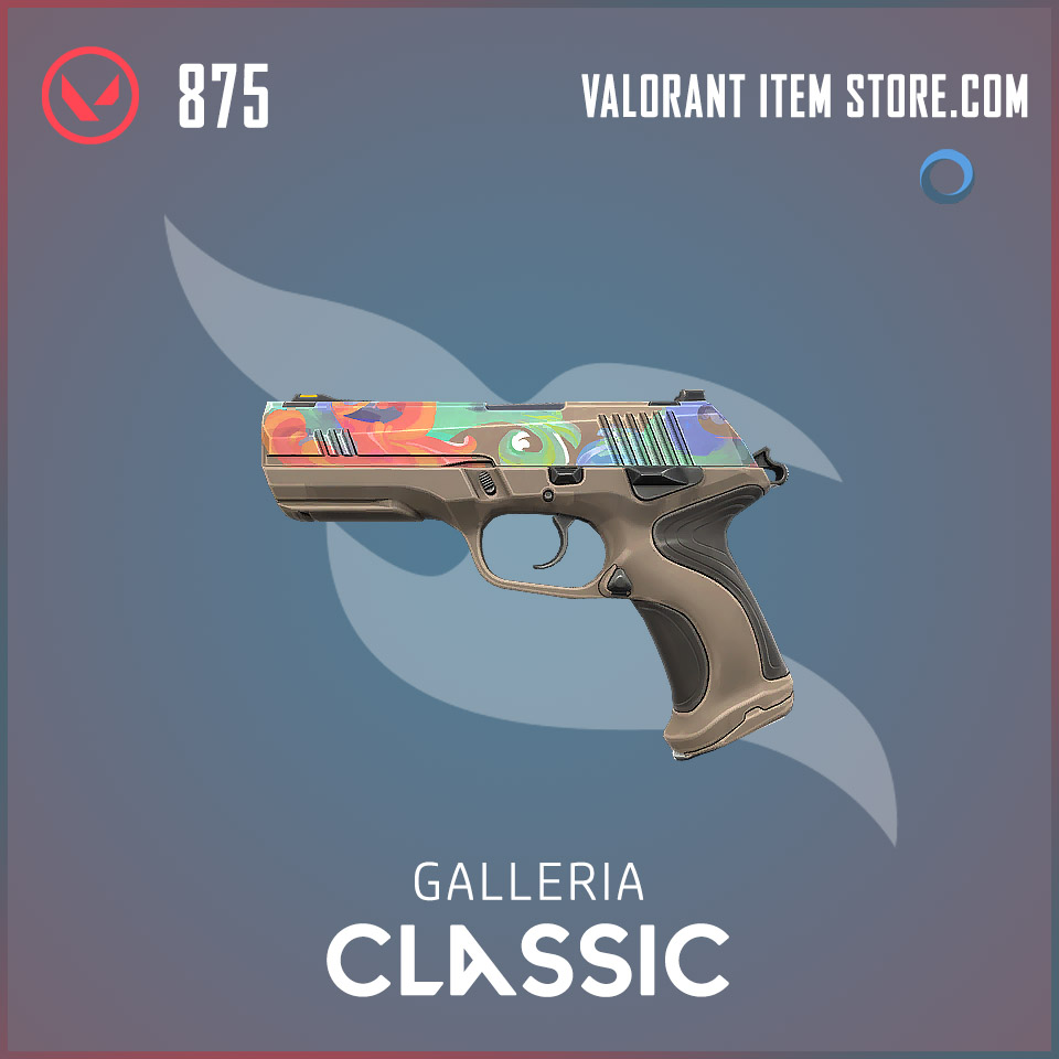 Galleria Classic Valorant skin