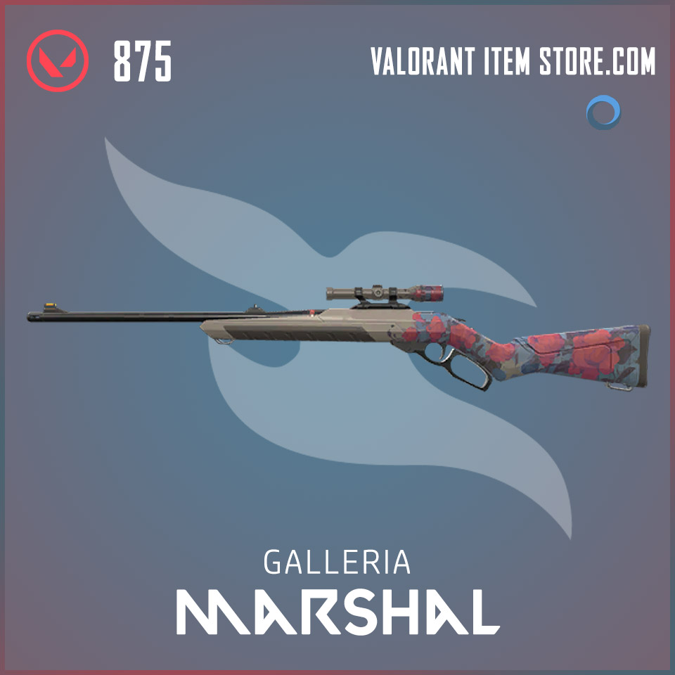 Galleria Marshal Valorant skin