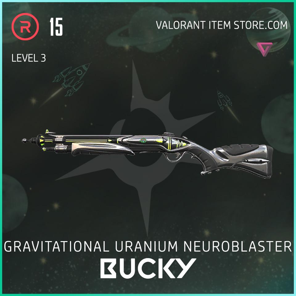 Gun Bucky Level 3 Valorant Skin