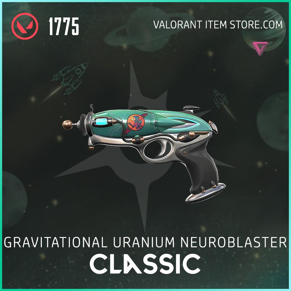 Gun Classic Valorant Skin