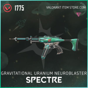 Gun Spectre Valorant Skin