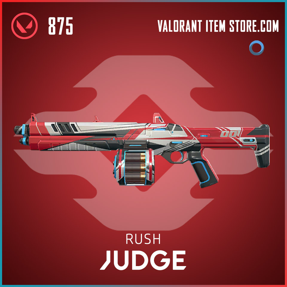 Rush Judge Valorant Skin