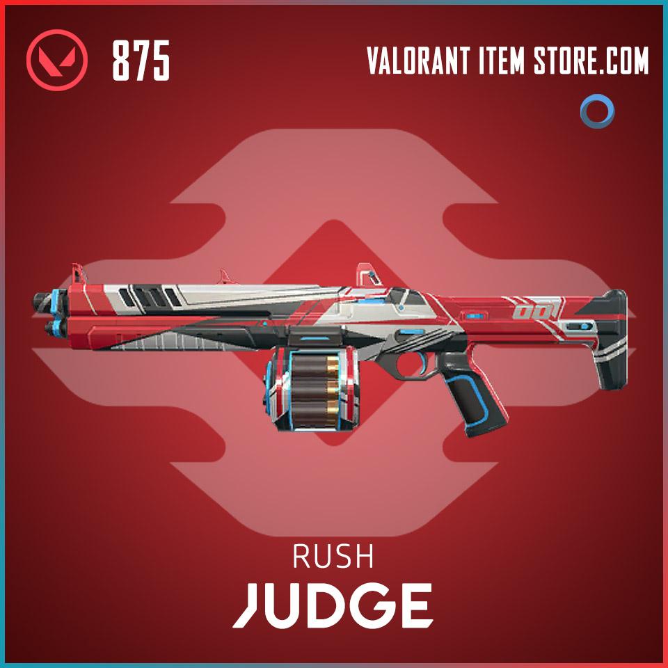 Rush Judge Valorant Skin