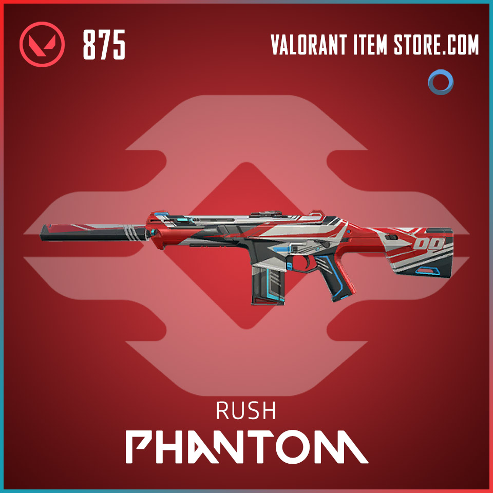 Rush Phantom Valorant Skin