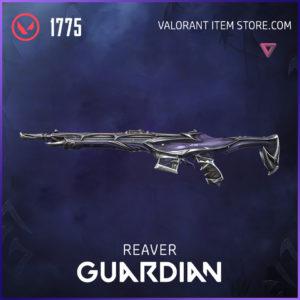 Reaver Guardian Valorant Skin