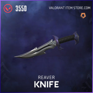 Reaver knife valorant skin collection