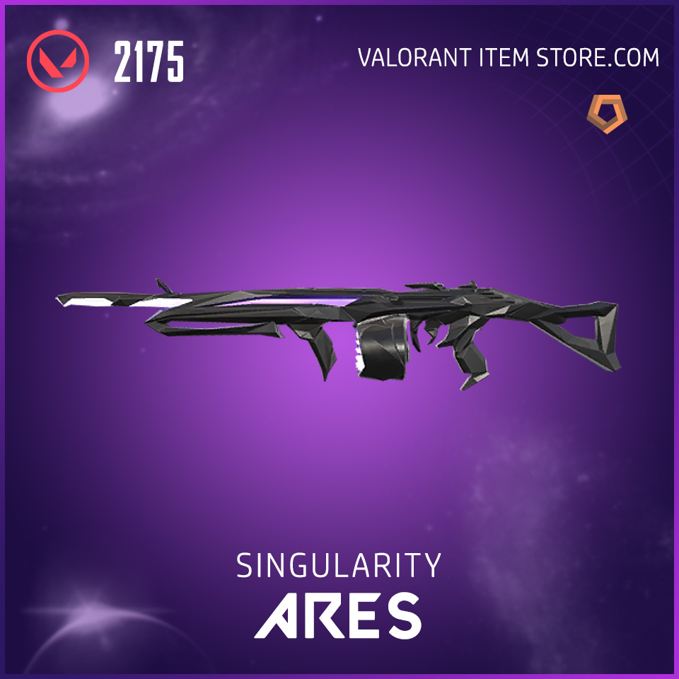 Singularity Ares Valorant Skin
