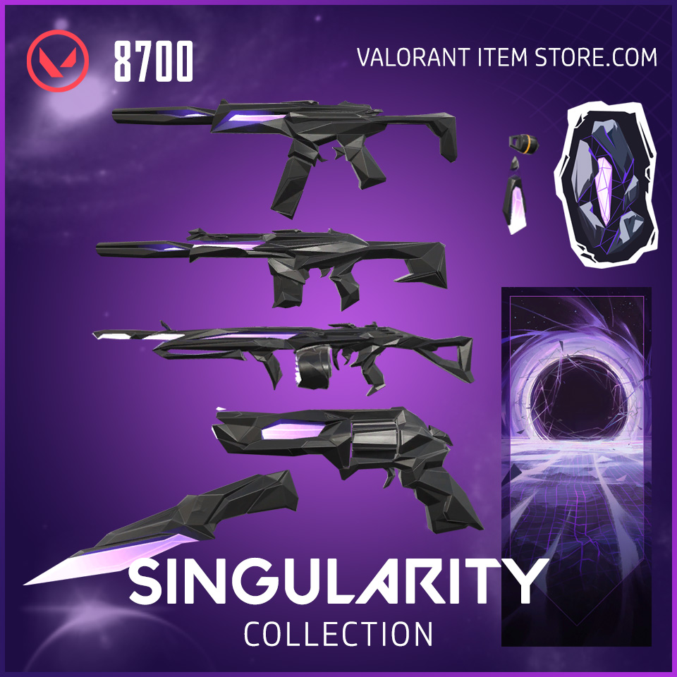 Singularity Valorant Collection