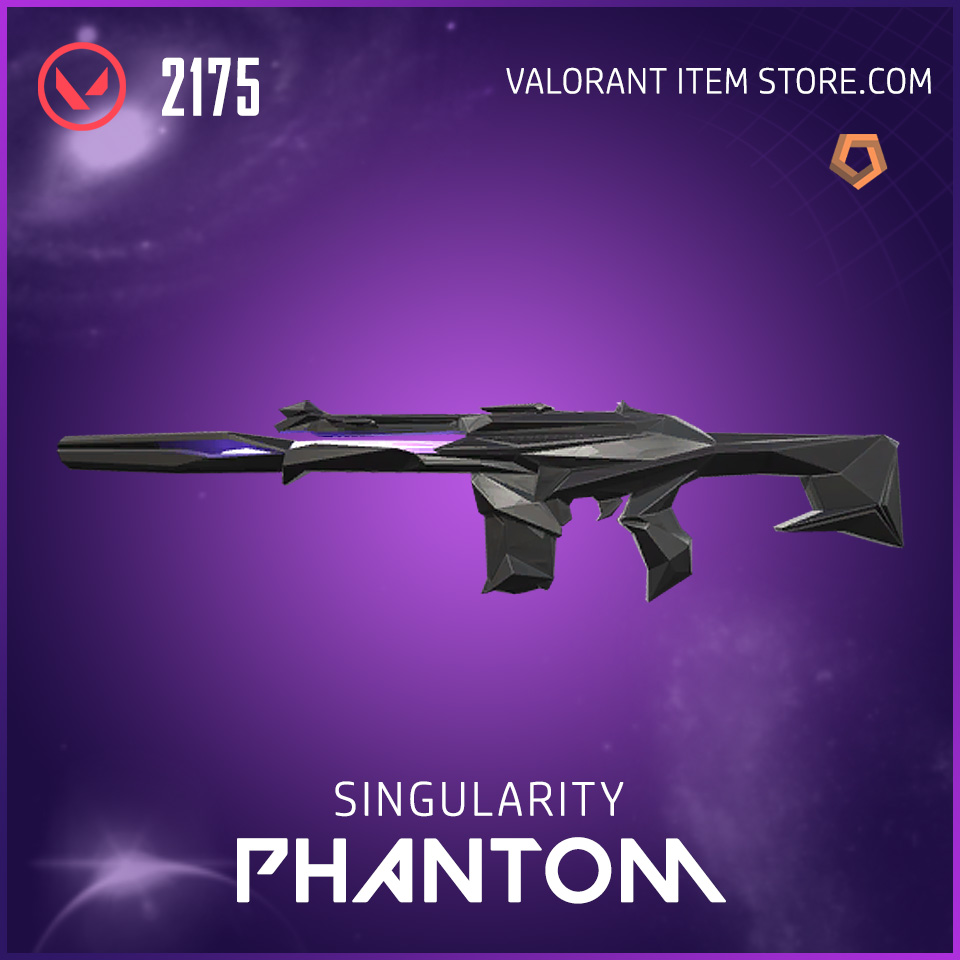 Singularity Phantom Valorant Skin