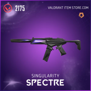 Singularity Spectre Valorant Skin