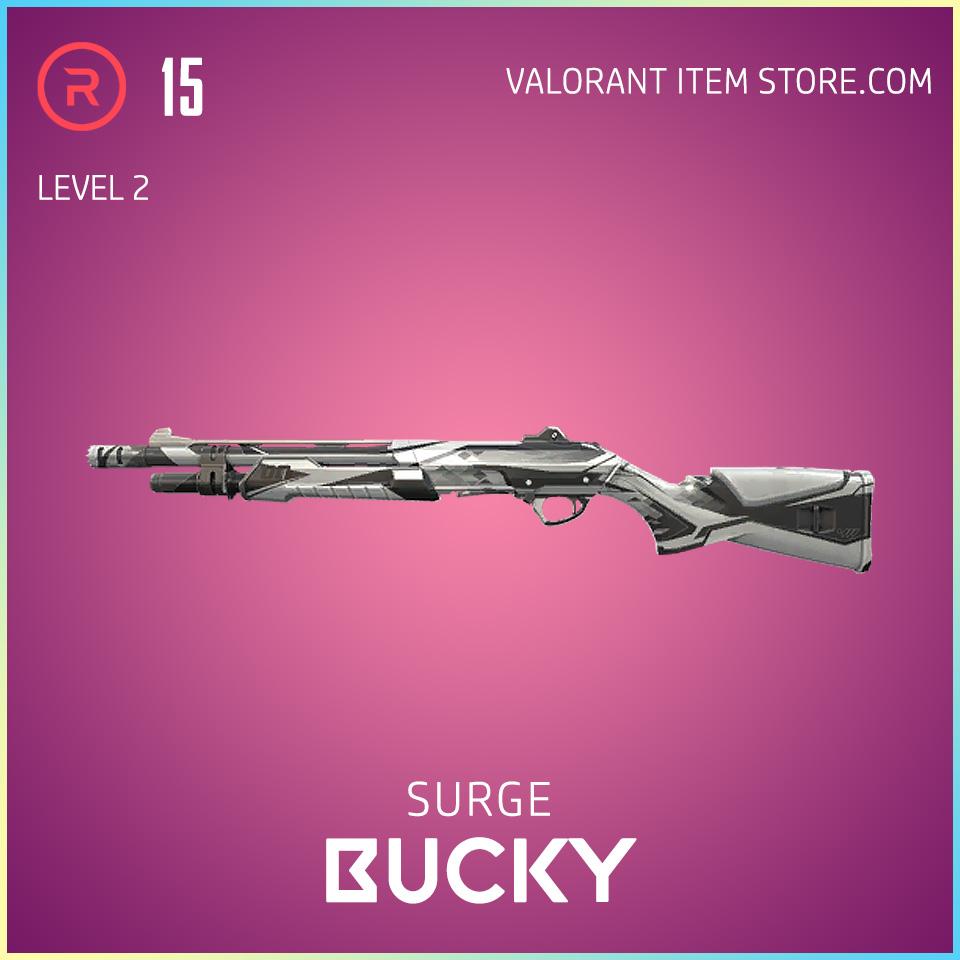 Surge Bucky Level 2 Valorant Skin