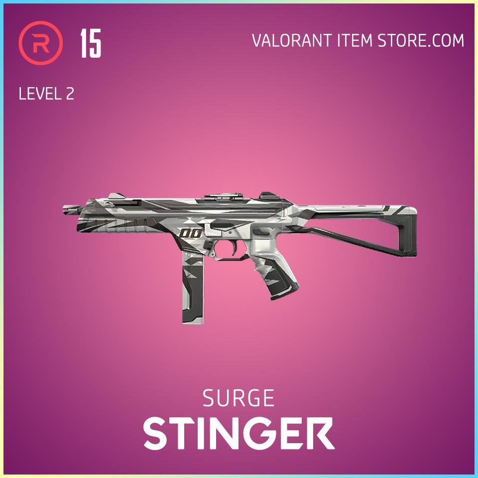 Surge Stinger Level 2 Valorant Skin