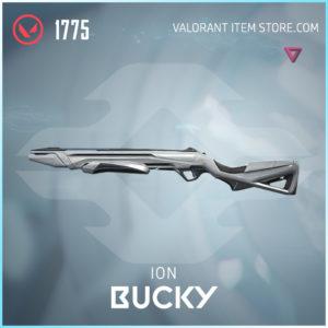 Ion Bucky Valorant Skin