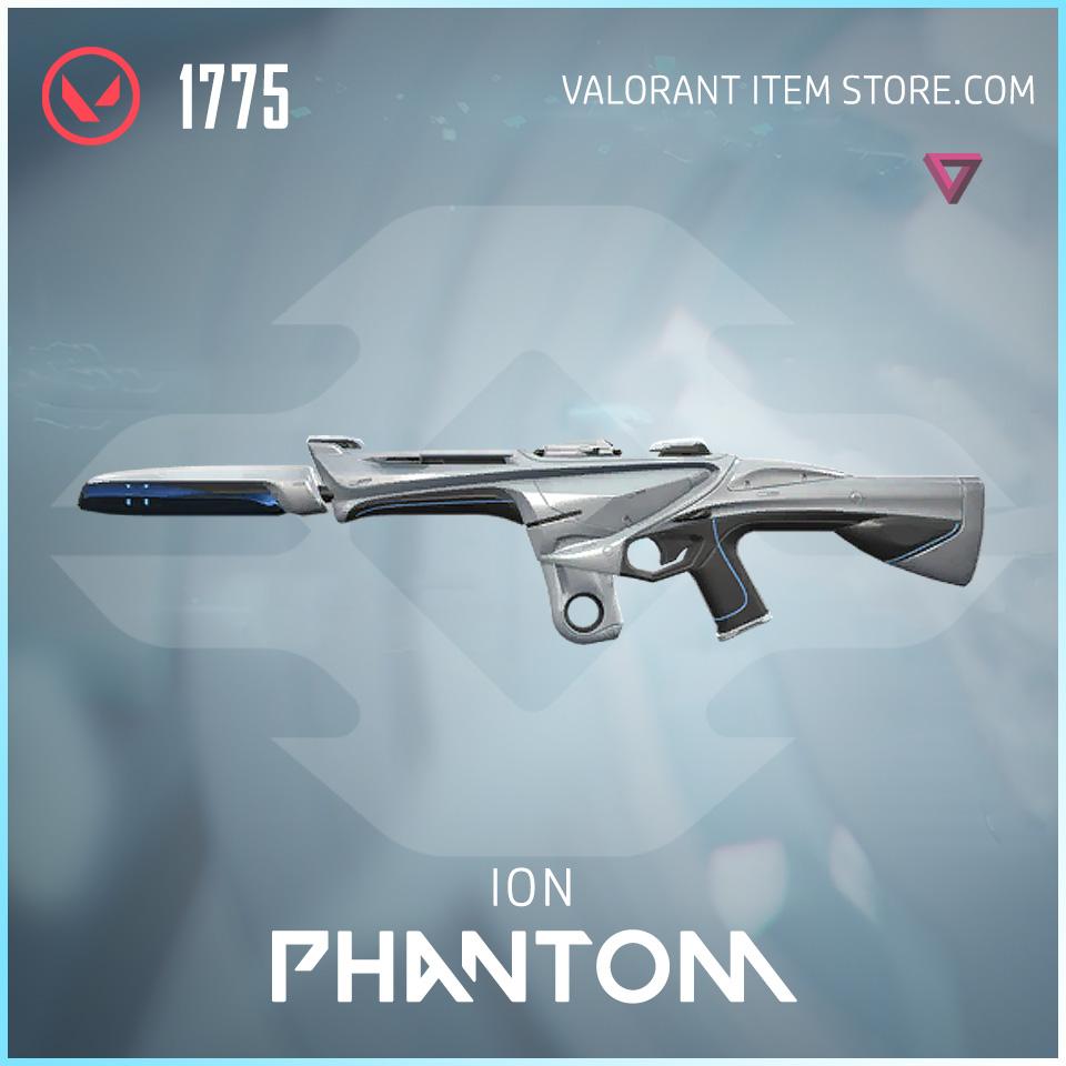 Ion Phantom 2 Valorant Skin
