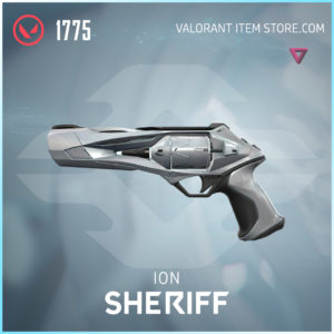 Ion Sheriff Valorant Skin
