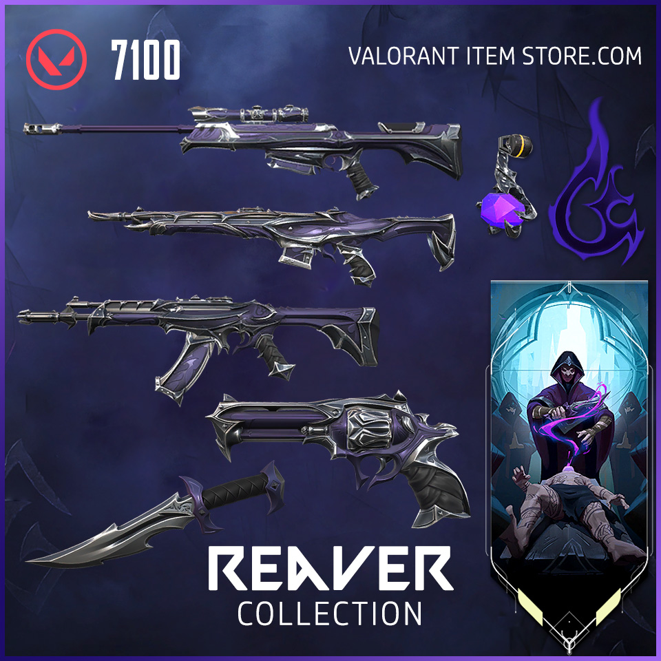 Reaver Collection Valorant Collection
