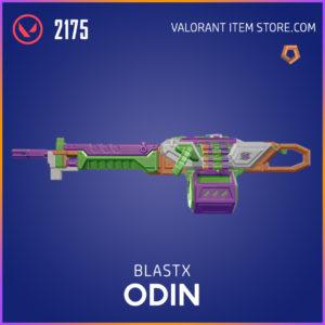BlastX Odin Valorant Skin