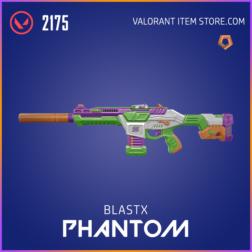 BlastX Phantom Valorant Skin