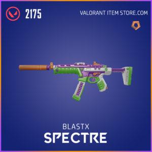 BlastX Spectre Valorant Skin
