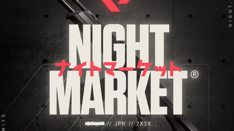 End of Year: Night Market is Live