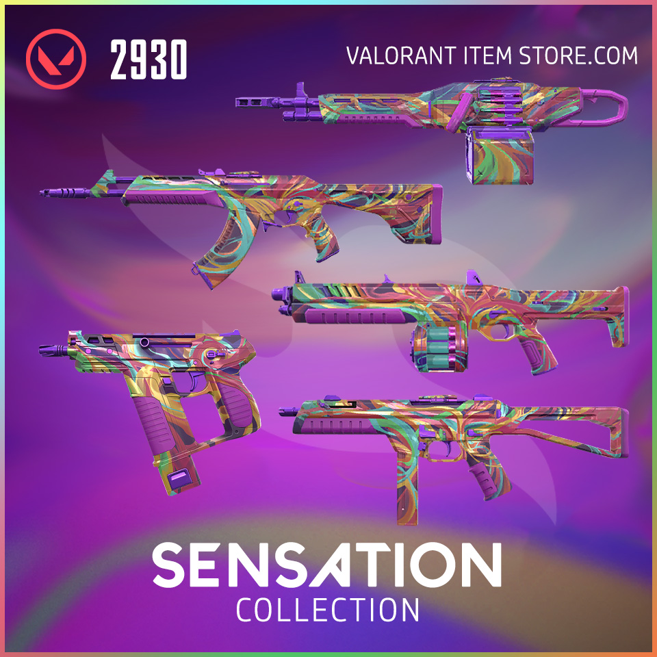 sensation bundle collection