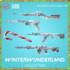 winterwunderland collection bundle valorant