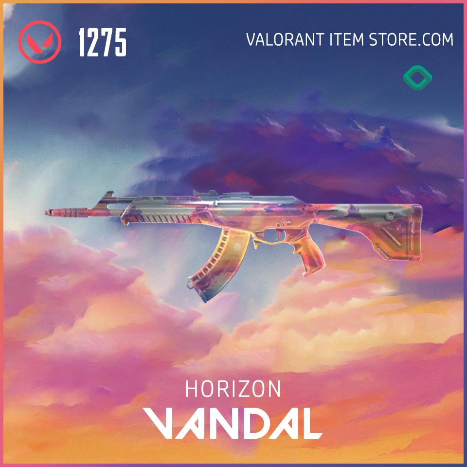 Horizon Vandal Valorant Skin