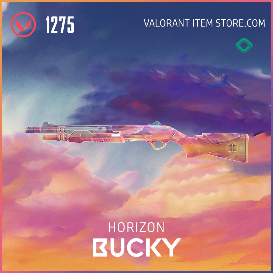 Horizon Bucky Valorant Skin