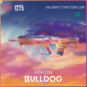 Horizon Bulldog Valorant Skin