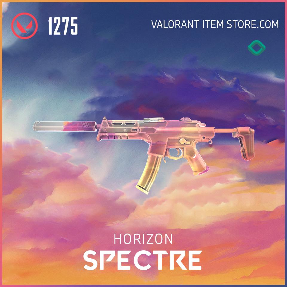 Horizon Spectre Valorant Skin