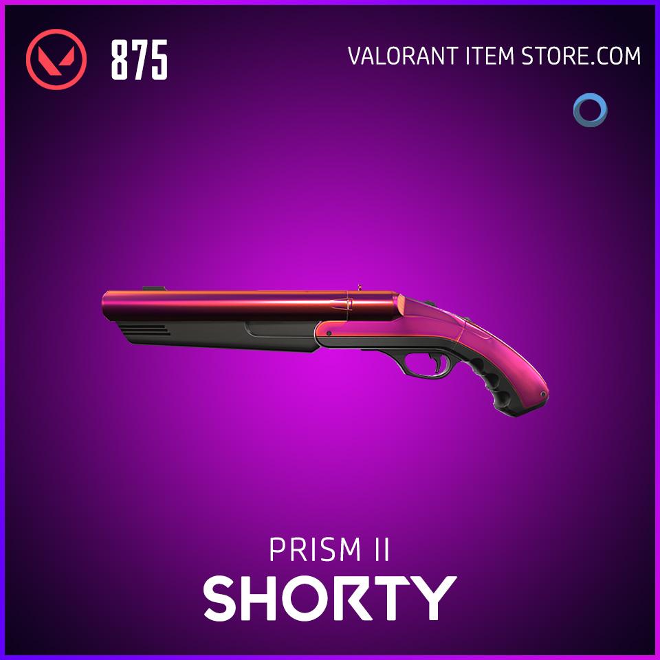 Prism 2 II Shorty Valorant Skin