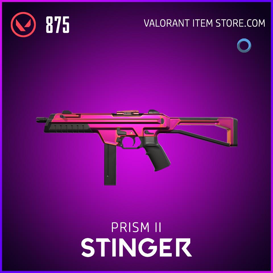 Prism 2 II Stinger Valorant Skin